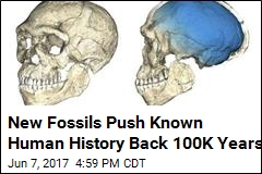 Oldest Human Bones Ever Found Are 300K Years Old