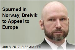 Norway's Top Court Rejects Breivik Appeal