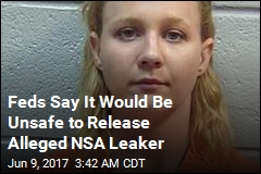 Alleged NSA Leaker Refused Bail