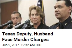 Texas Deputy, Husband Indicted in Man's Death