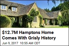 $12.7M Hamptons Home Comes With Grisly History