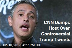 CNN Dumps Host Over Controversial Trump Tweets