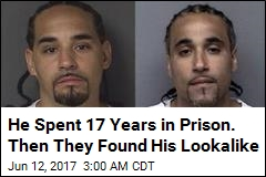 Man Freed From Prison After Lookalike Found