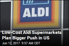 Walmart Is No. 1, but Aldi Will Soon Be No. 3