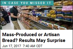Mass-Produced or Artisan Bread? Results May Surprise