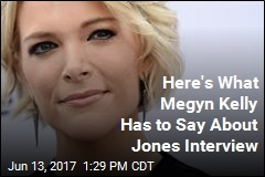 Megyn Kelly: I Find Alex Jones' Newtown Comments 'Revolting' Too