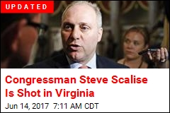Reports: Congressman Scalise Shot in Virginia