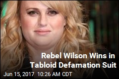 Rebel Wilson Wins in Tabloid Defamation Suit