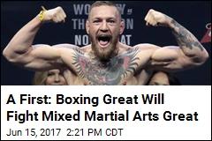 Unprecedented Boxing Match May Net Foes $100M Each