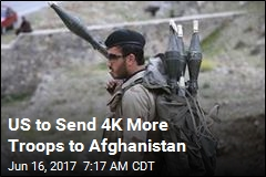 US to Send 4K More Troops to Afghanistan