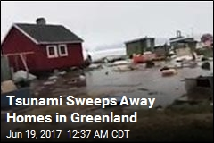 4 Missing After Tsunami Hits Greenland