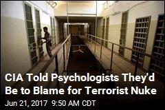 Psychologists Recall 'Torment' Over CIA Interrogations