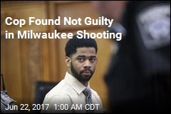 Cop Found Not Guilty in Milwaukee Shooting