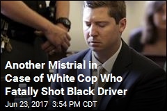 Another Mistrial in Case of White Cop Who Fatally Shot Black Driver