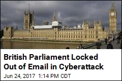 Hundreds Targeted in Cyberattack on UK Parliament