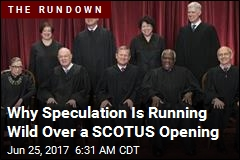 Rumor Mill in Overdrive Over Possible SCOTUS Opening