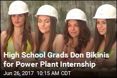 Nuclear Power Plant Hosts Bikini Contest to Find Intern