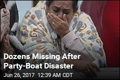 Dozens Missing After Colombia Boat Disaster