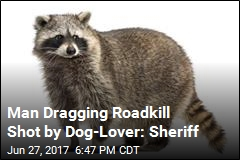 Sheriff: Altercation Over Dead Raccoon Prompted Shooting