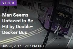 Guy Gets Hit by Bus, Strolls Into Pub