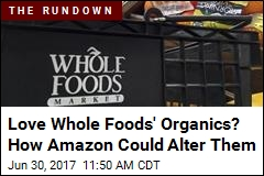 The Future of Organics Could Be Up to Amazon