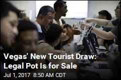 No. 5: Nevada Residents Begin Buying Legal Pot