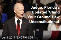 Judge: Florida's Updated 'Stand Your Ground' Law Unconstitutional