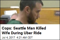 Cops: Man Fatally Shot Wife During Uber Ride