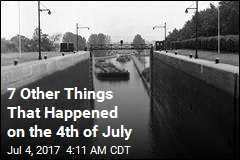 7 Other Things That Happened on the 4th of July