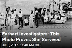 Earhart Investigators: This Photo Proves She Survived