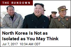 North Korea Is Not as Isolated as You May Think