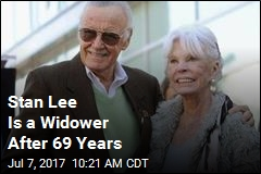 Stan Lee's Wife Is Dead; How They Met Is Sweet