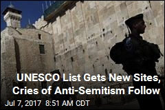 Israel Claims UN Body Is 'Anti-Semitic'