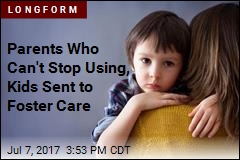 How Parents' Opioid Use Is Burdening Foster Care