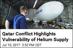 Qatar Conflict Highlights Vulnerability of Helium Supply