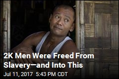 2K Men Were Freed From Slavery—and Into This
