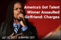 America's Got Talent Winner Charged With Domestic Violence