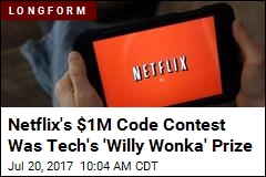 Netflix's $1M Code Contest Was Tech's 'Willy Wonka' Prize