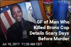Before Man Murdered Cop, Girlfriend Tried Hard to Help