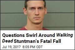 Mystery Swirls Around Walking Dead Stuntman's Fatal Fall