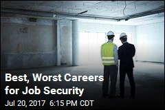 Best, Worst Careers for Job Security