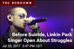 Before Linkin Park Singer's Suicide, Demons