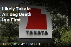 Likely Takata Air Bag Death Is a First