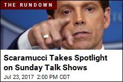 Scaramucci: Trump Isn't Considering Pardons
