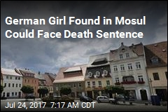 German Girl Found in Mosul Could Face Death Sentence