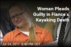 Woman Pleads Guilty in Fiance's Kayaking Death