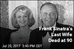 Barbara Sinatra Dead at 90