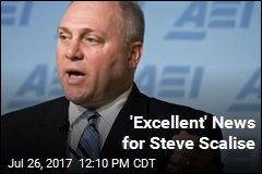 Steve Scalise Released From Hospital