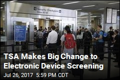 Get Ready for Longer TSA Lines