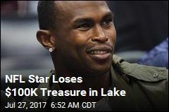 Treasure in Georgia Lake: NFL Star's $100K Lost Earring